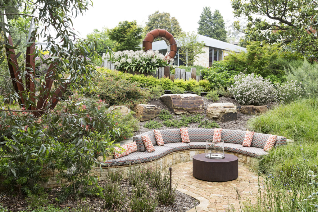 Awards the garden company for Landscaping companies in new zealand