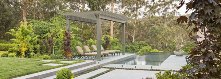 Gold Award – Best Pool and Landscape Combination