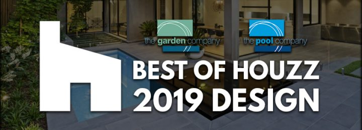 The Garden Company Awarded Best of Houzz 2019 for Design